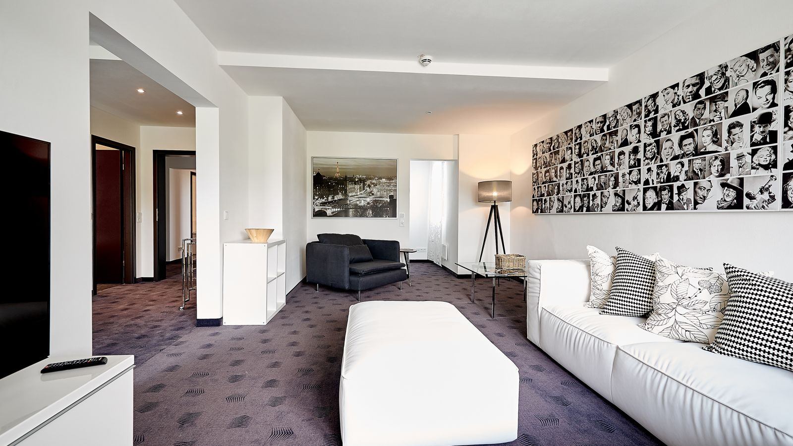Executive Apartment im FourSide Plaza Hotel Trier