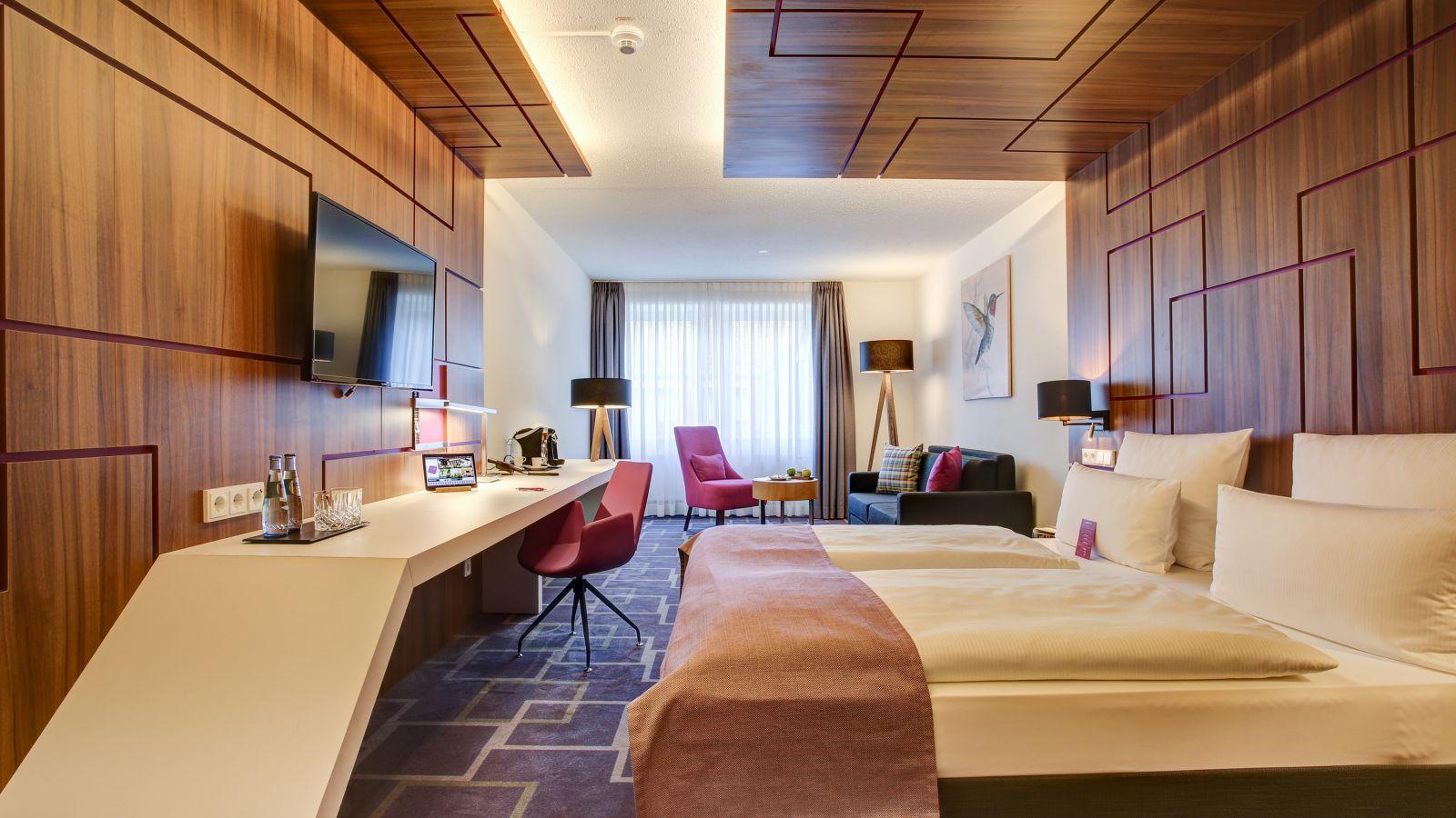 Executive apartment fourside hotel braunschweig for Design hotel braunschweig