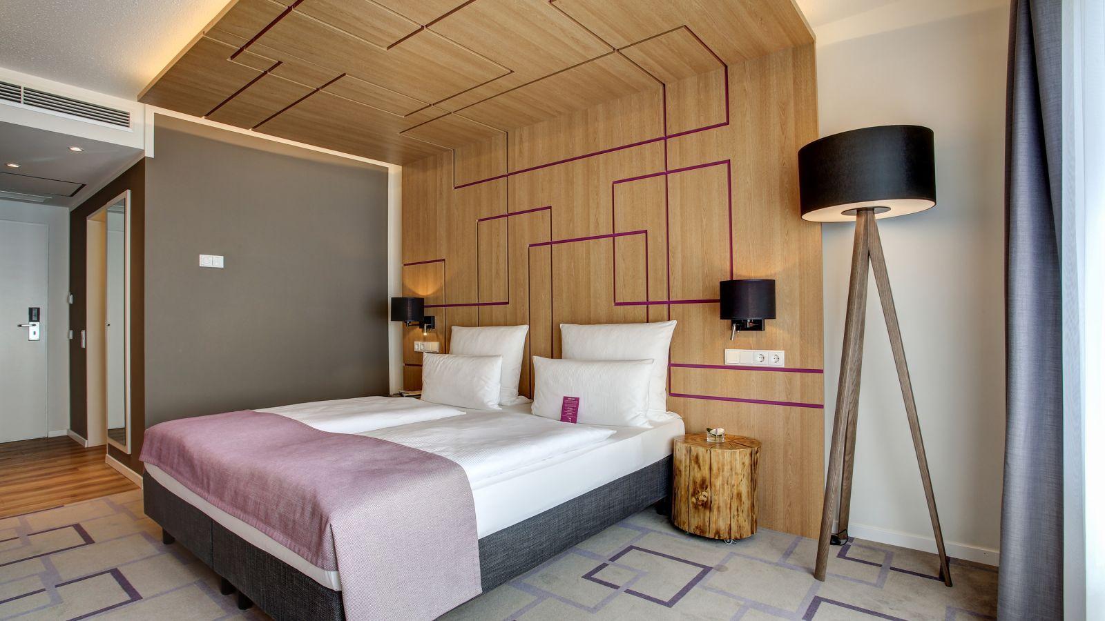 Superior zimmer fourside hotel braunschweig for Was ist ein superior zimmer