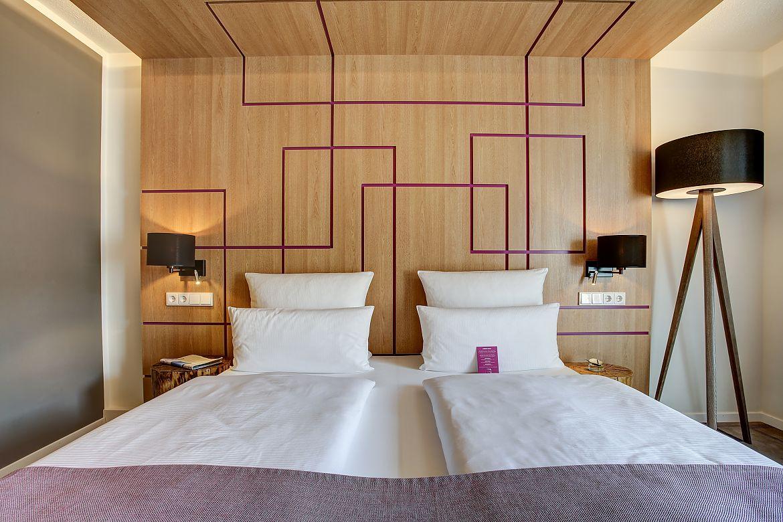Superior zimmer fourside hotel braunschweig for Superior zimmer