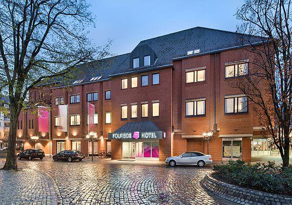 Home fourside hotels for Design hotel braunschweig